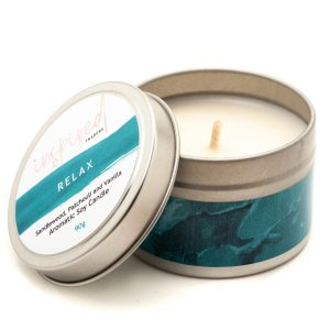 Relax Travel Candle