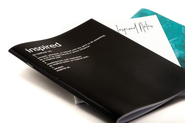 Inspired Notebook 3 Pack