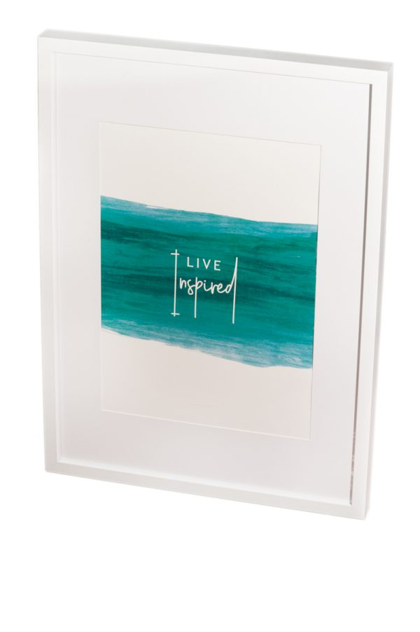 Live Inspired Print