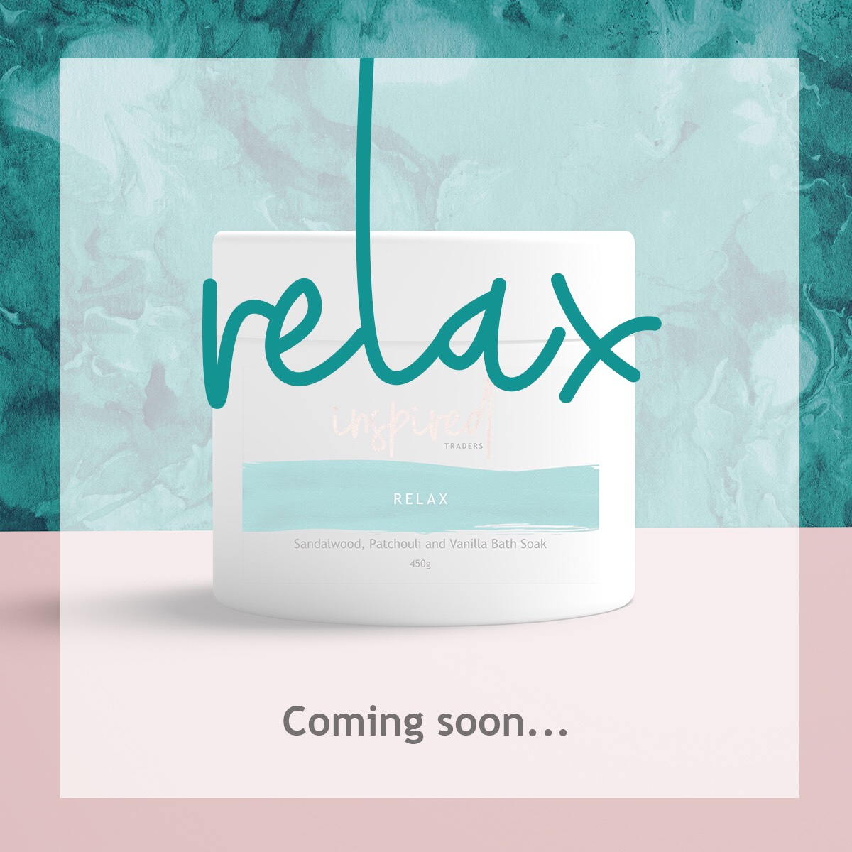 Relax ... coming soon