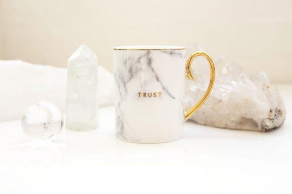 Mug Trust Marble