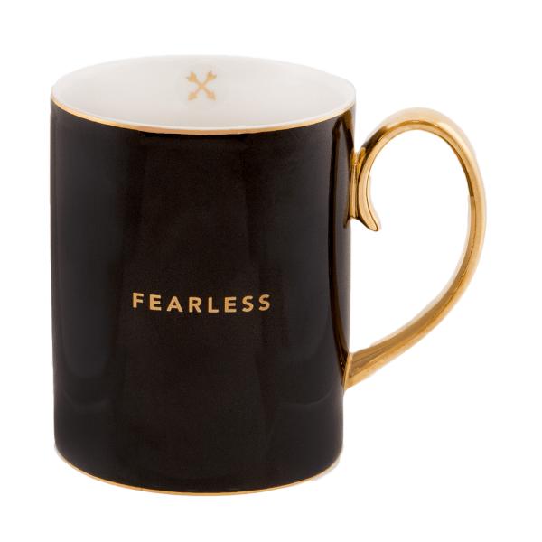 Mug Fearless Ebony