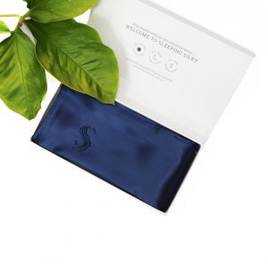 Silk pillowcase – Midnight