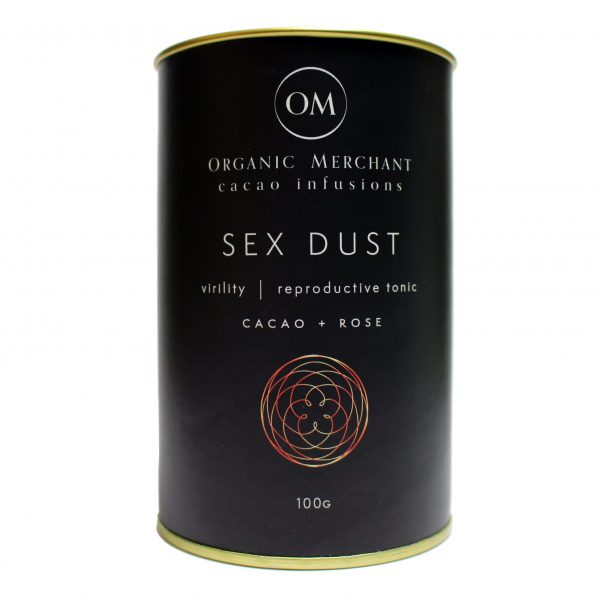 Sex Dust – Maca, Cacao and Rose