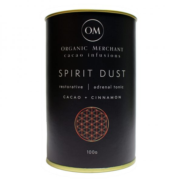 Spirit Dust – Cacao and Cinnamon